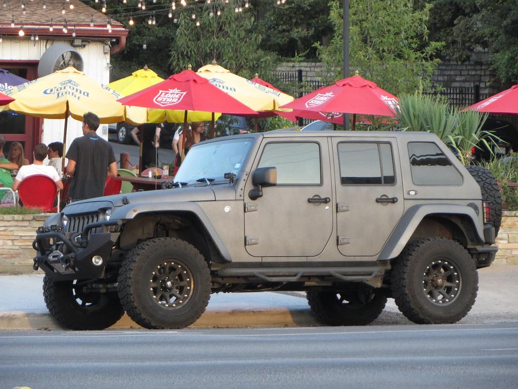 2012 Jeep Wrangler >> Zombie apocalypse Jeep Wrangler | zombieite | Flickr