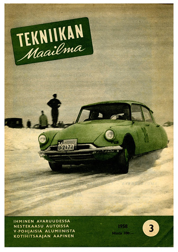 Winter Rally Racing In Finland | by paul.malon