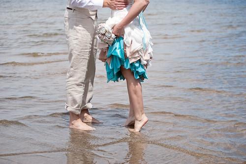 Diy Beach Wedding Aisle Decor
