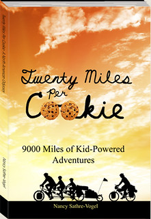Twenty Miles Per Cookie | by travelling two