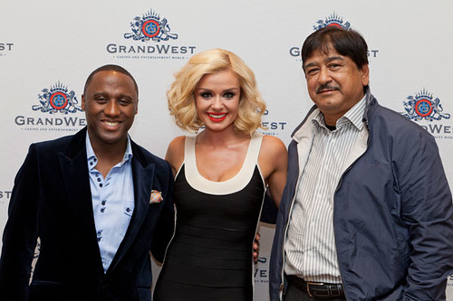 Katherine Jenkins | Table Bay Hotel | by Sun International South Africa