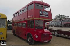 AEC Routemaster RML - H40-32R - NML 657E - Stadgecoach - Brislington Park - Bristol -  120812 - Steven Gray - IMG_1045