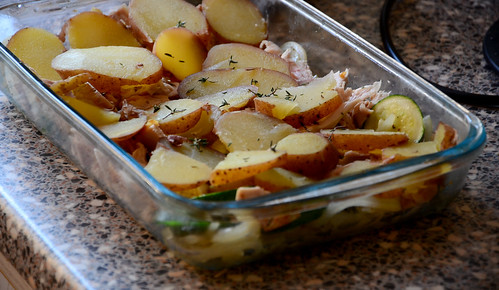 Epoisses and Potato Gratin - August 21st 2012 | by The Hungry Cyclist