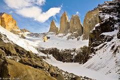 Patagonia, Chile by KnradPolnd