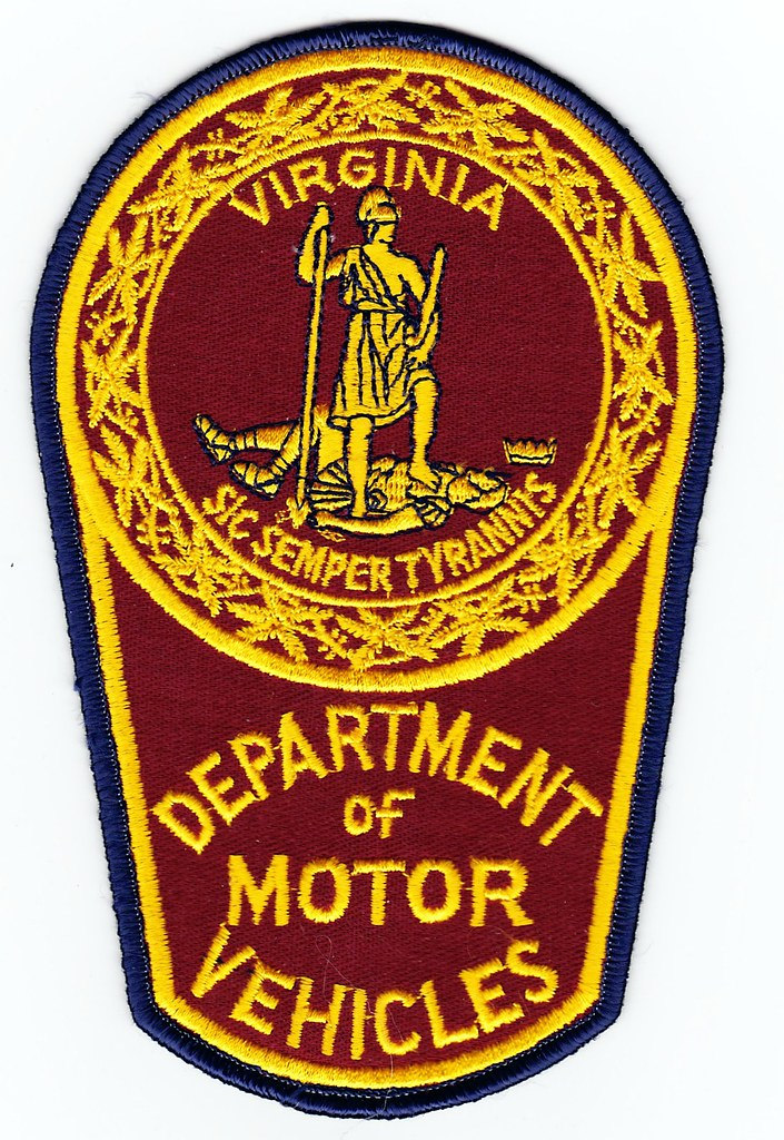 Va dept of motor vehicle for Virginia department of motor vehicle