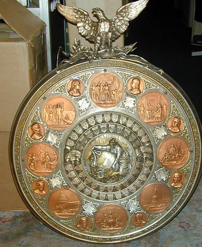 Columbian Shield
