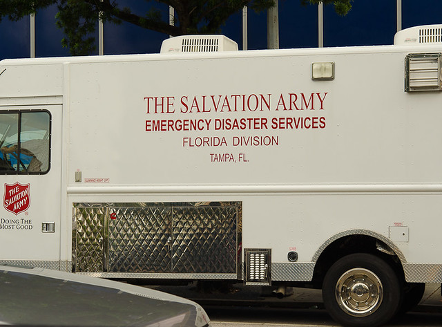 RNC2012: The Salvation Army Emergency Services | Flickr ...