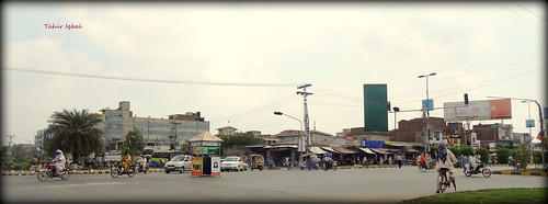 Chowk | by Tahir Iqbal (Over 49,50,000 Visits, Thank You)