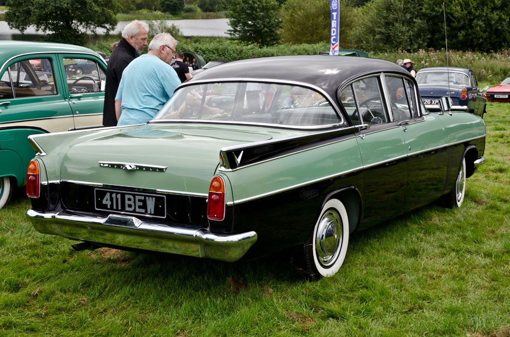 Vauxhall Cresta PA (1961) | Cholmondeley Classic Car and