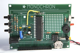 Monochron mods (front) | by hudson