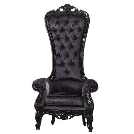 8226 QUEEN CHAIR Show The World Whos In Charge When You