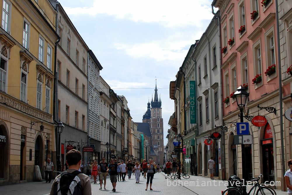 Florianska Krakow Poland