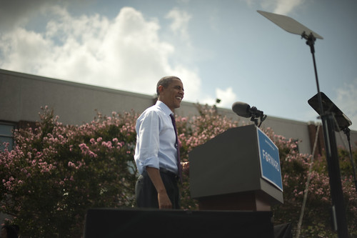 Barack Obama in Norfolk - September 4th | by Barack Obama