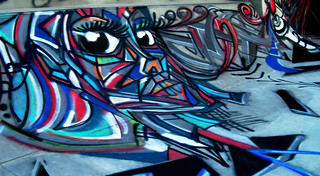 Graffiti 3d Wildstyle Argentina Cordoba Luis P Twist 05 Flickr
