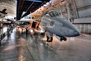 Chantilly VA - Steven F. Udvar-Hazy Center - Grumman F-14 Tomcat 03 | by Daniel Mennerich