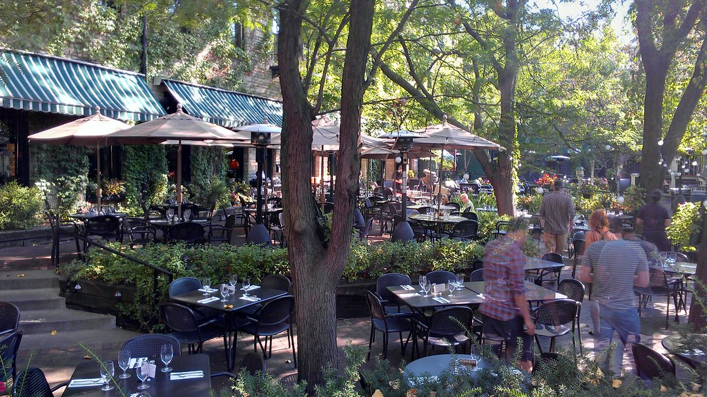Patio At WA Frost And Company | Don Harder | Flickr