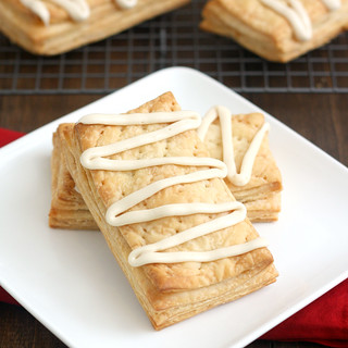 Apple Cinnamon Toaster Strudels | by Tracey's Culinary Adventures