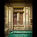 265/366: art nouveau door