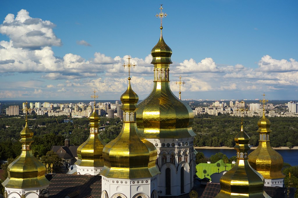 City of golden domes