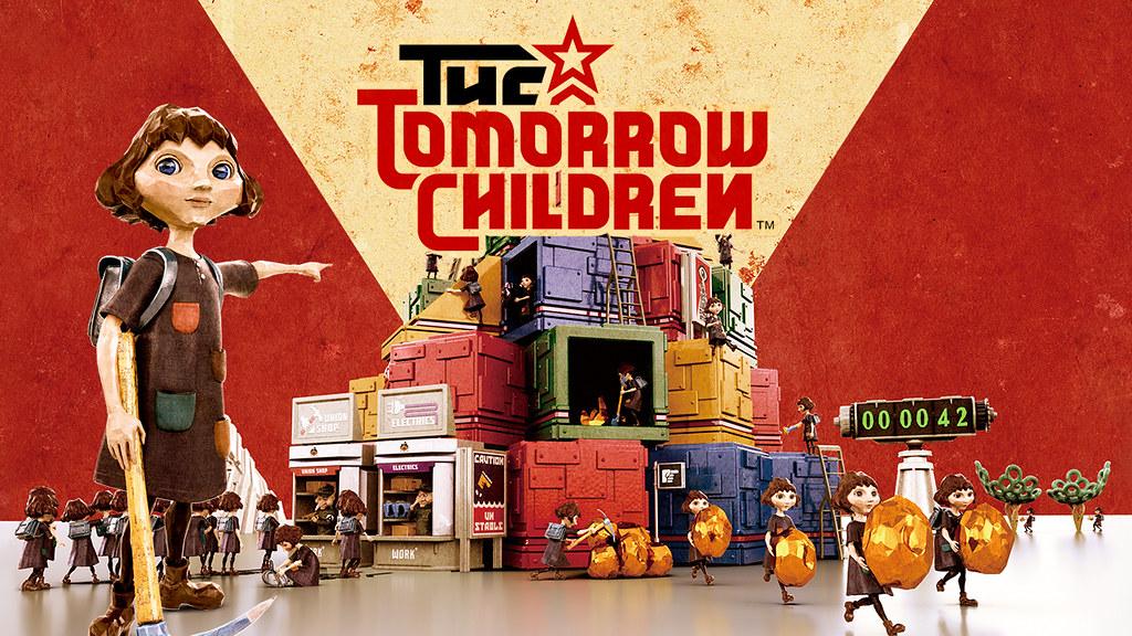 The Tomorrow Children現已登陸PS4!