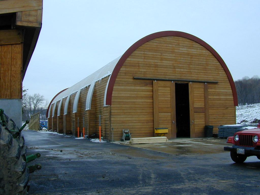 Equestrian Custom Metal Building Steelmaster Buildings