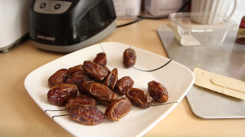 Cashew Cream Stuffed Dates Recipe | by The Sweetest Vegan