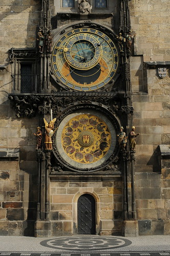 Astronomical Clock | by sk8geek