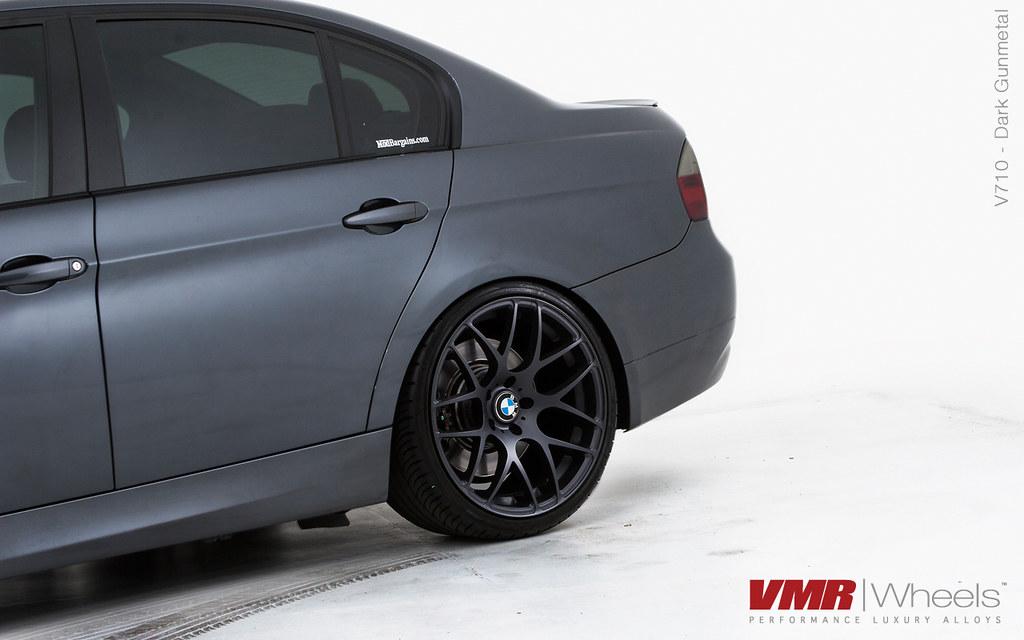 Vmr Wheels 19 Quot Factory Dark Gunmetal V710 On Sparkling G