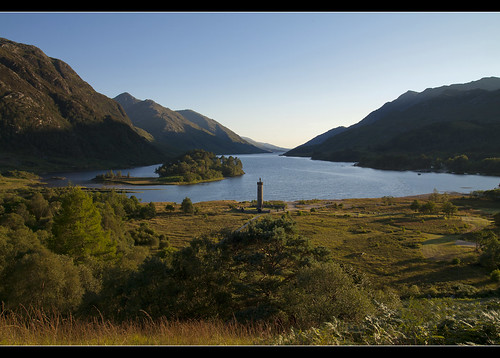 Glenfinnan Monument | by Christian Hacker