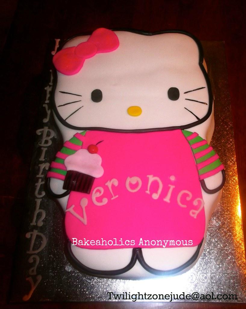 Full Body Hello Kitty Cake Pan