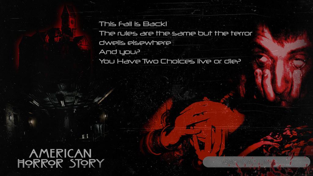 Wallpaper American Horror Story 2 Luan Menezes Flickr