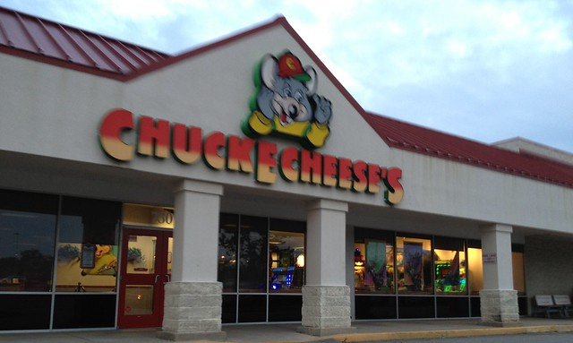 Chuck E Cheese Rocky Mount, NC