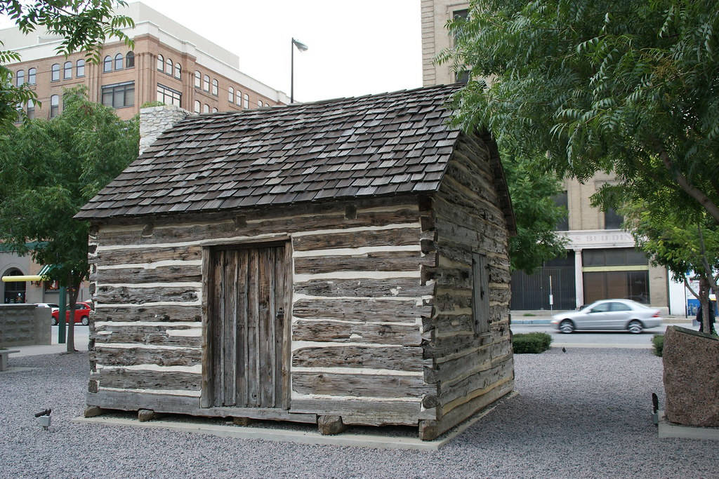 Building john neely bryan log cabin 1841 dallas for Texas cottages builder