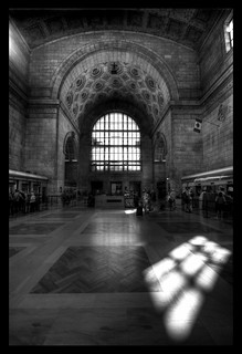 Union Station:study in space and light (_K5A2729_30_31_32_33) | by [Rossco]:[www.rgstrachan.com]