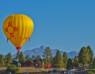 New Mexico balloon | by Lindell Dillon