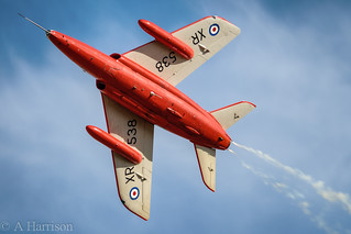 Folland Gnat | by AdrianH Photography