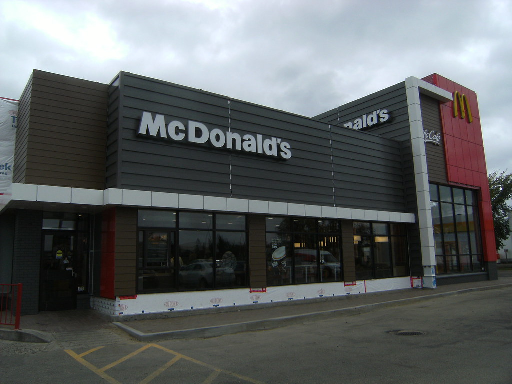 edmonton how to order mcdoanlds
