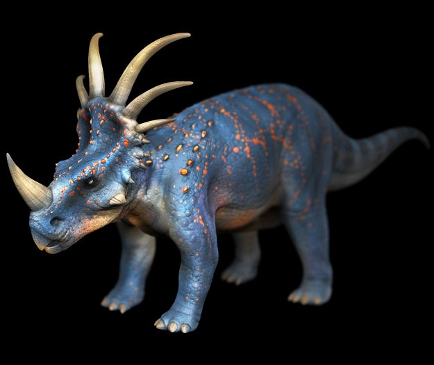 This Is Image Dinosaur 3D Models On