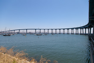 San Diego ~ Coronado Bridge | by :: Blende 22 ::