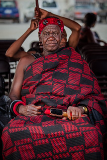 Ashanti funeral in kumasi | by anthony pappone photography