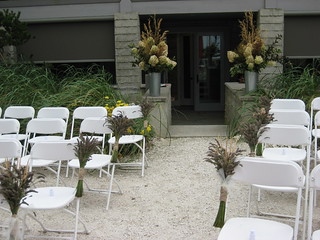 Wedding Aisle | by RHR Horticulture
