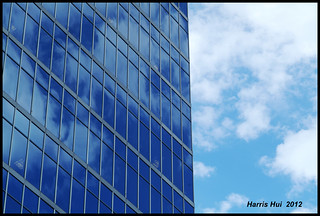 I Love Clouds - Waterfront Centre 8717e | by Harris Hui (in search of light)