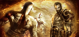God of War's Most Epic Moments: Brothers in Arms | by PlayStation.Blog