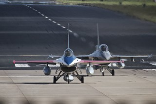 Norwegian F16's | by kgmphoto