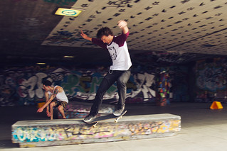 South Bank Skateboarding 9 | by preynolds