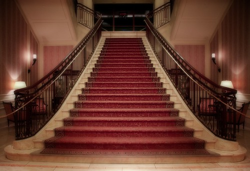 l 39 escalier am ricain amodalie flickr. Black Bedroom Furniture Sets. Home Design Ideas