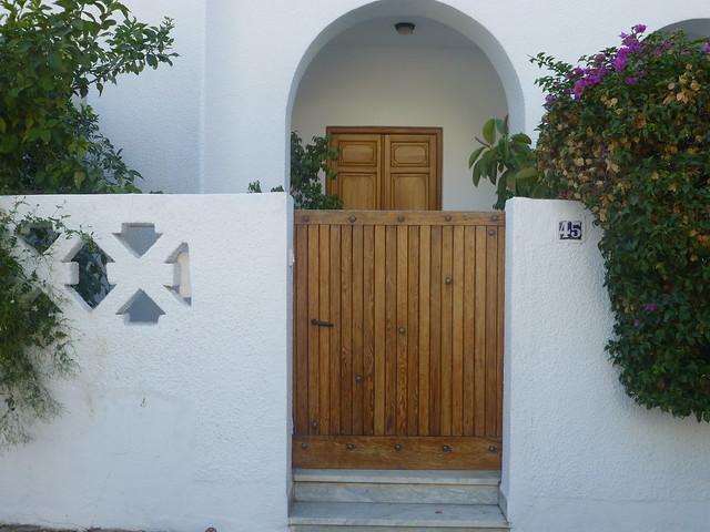 Porte exterieur en bois tunisie