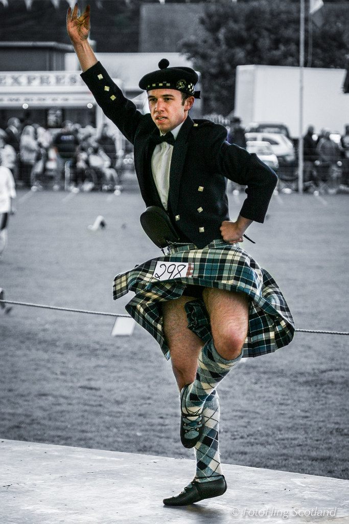 Highland Dancer | Crieff Highland Gathering 2008 ...