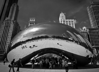 Cloud Gate | by southpaw20