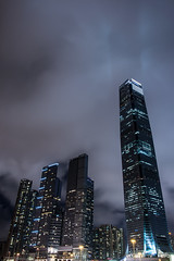 International Commerce Centre & other buildings